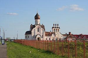 Храм Владимирской иконы Божией Матери в Потапове