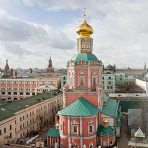 Храм Богоявления бывшего Богоявленского монастыря