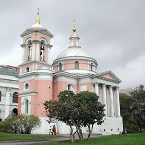 Храм св. Варвары в Зарядье