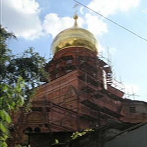 Храм св. кн. Владимира при Епархиальном Доме