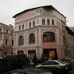 Храм Илии пророка на бывшем Новгородском подворье