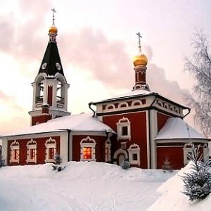 Храм Николая Чудотворца в Сабурове