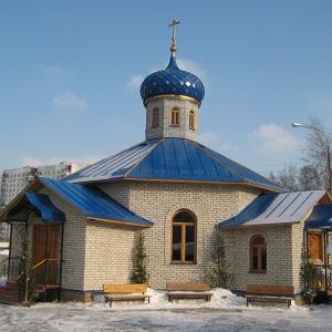 Храм Покрова Пресвятой Богородицы в Орехово-Борисо