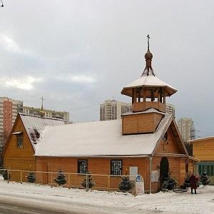 Храм Даниила пророка на Кантемировской
