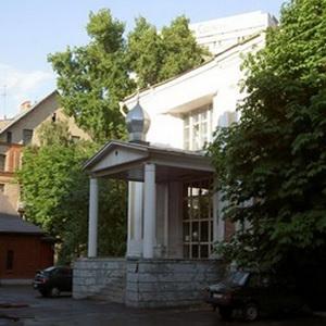 Храм прп. Василия Декаполита у Рогожской заставы