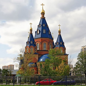 Храм иконы Божией Матери «Державная» в Чертанове