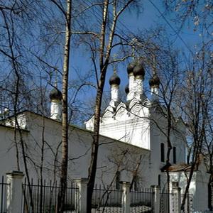Храм Николая Чудотворца в Студенцах