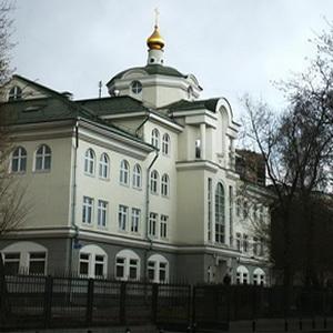 Храм Петра, митрополита Крутицкого