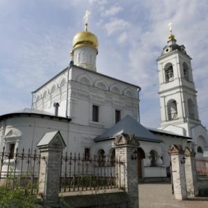 Храм Димитрия Солунского в Дмитровском