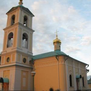Храм Николая Чудотворца в с. Никольском