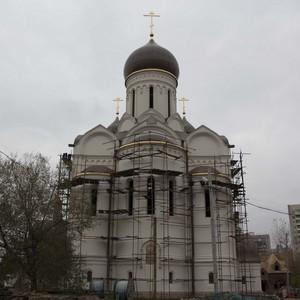 Храм Серафима Саровского в Раеве