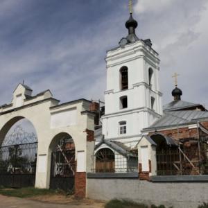 Храм Троицы Живоначальной в Троицком