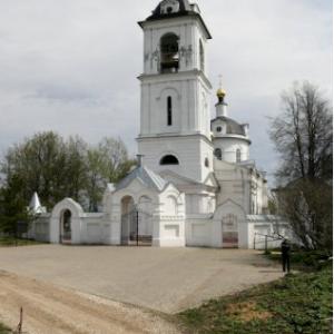 Храм Троицы Живоначальной в Язвище
