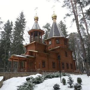 Храм иконы Божией Матери «Державная» в п. Горки-9