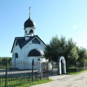Храм Лазаря Четверодневного на Пыхтинском кладбище