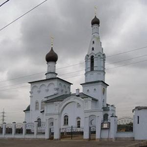 Храм Сергия Радонежского в Тарасове