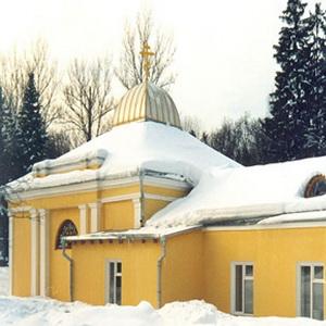 Храм Покрова Пресвятой Богородицы в Валуеве