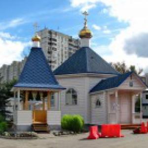 Храм Сретения Господня
