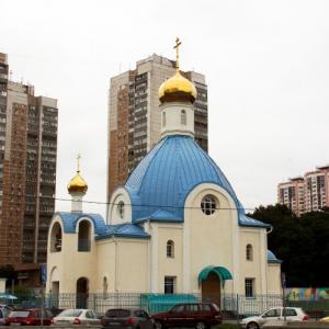 Храм Казанской иконы Божией Матери в Теплом Стане