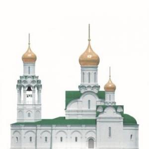 Храмовый комплекс вмц. Анастасии Узорешительницы