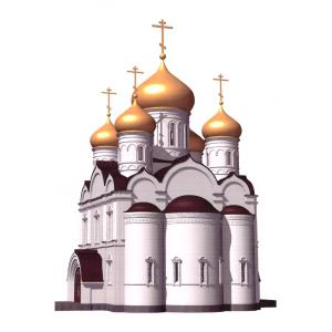 Храм прав. воина Феодора Ушакова в Южном Бутове