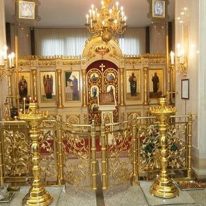 Храм иконы Божией Матери «Целительница»