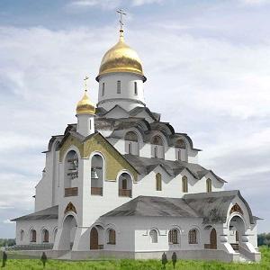 Храм Александра Невского при МГИМО