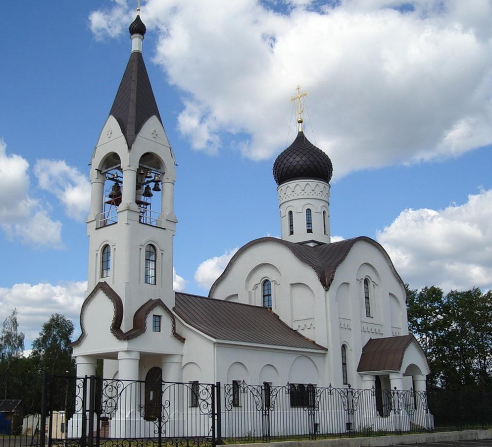 Храм Успения Пресвятой Богородицы в Матвеевском