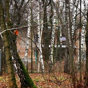 Храм Матроны Московской при доме ветеранов сцены