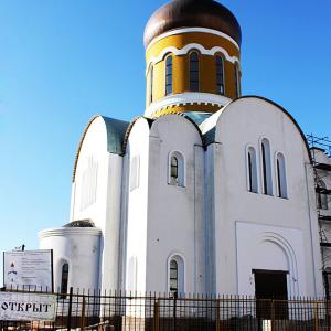 Храм св. Алексия Московского в Вешняках