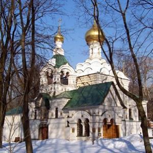 Храм Троицы Живоначальной