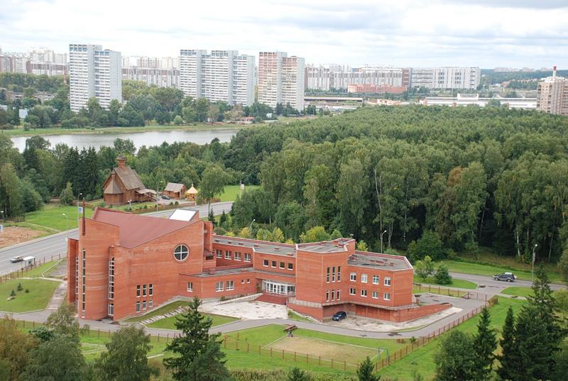 Церковь ЕХБ г. Зеленограда