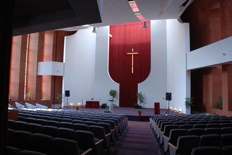 Церковь Христиан АСД «Зеленоград»