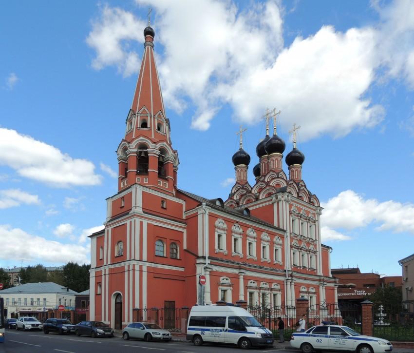 Храм Николая Чудотворца на Болвановке
