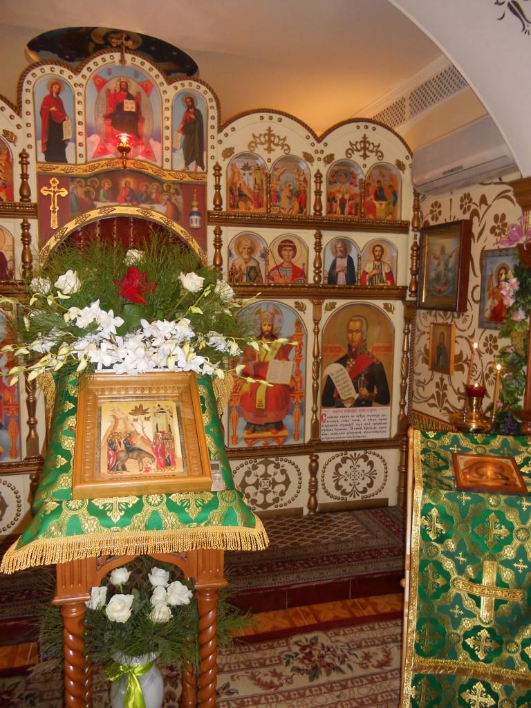 Храм прав. воина Феодора Ушакова