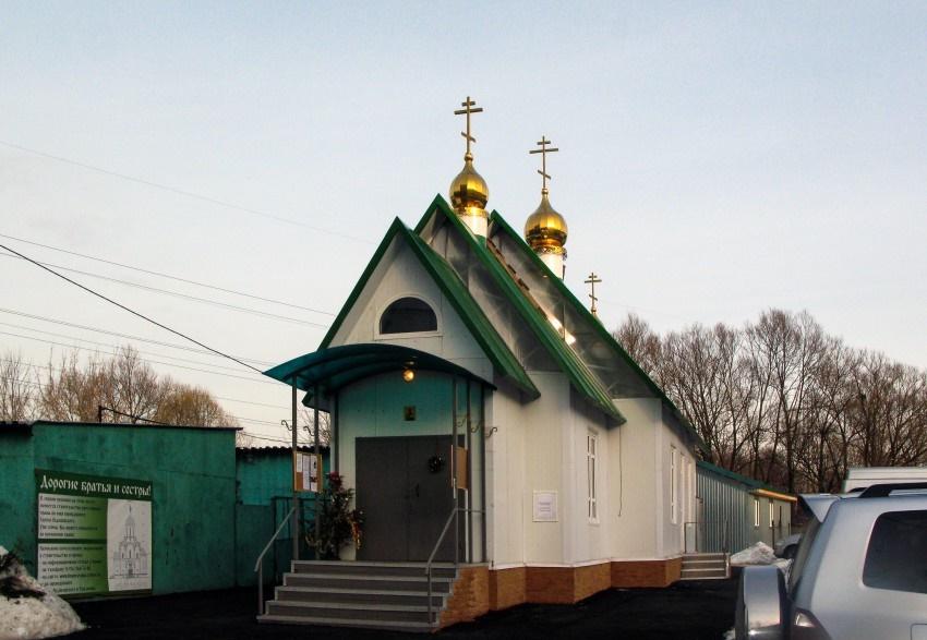 Храм прп. Сергия Радонежского в Гольянове