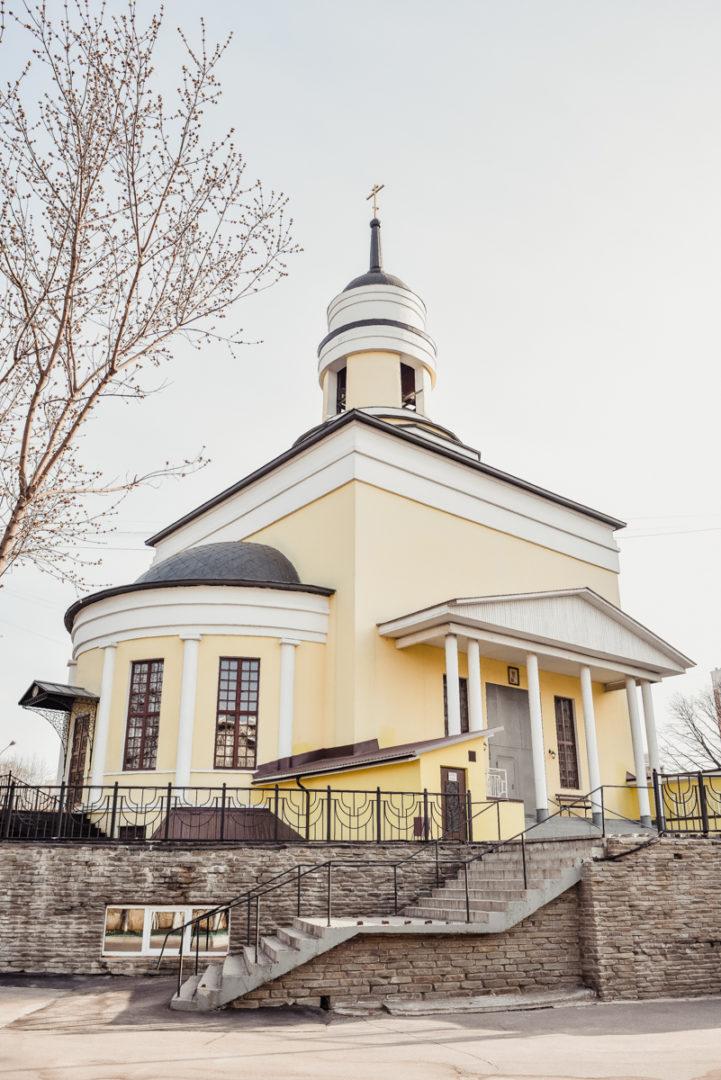 Храм свт. Иннокентия Московского в Бескудникове