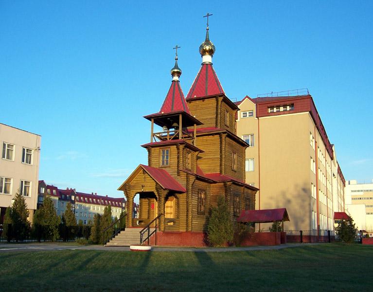 Храм Архангела Михаила в Екатериновке