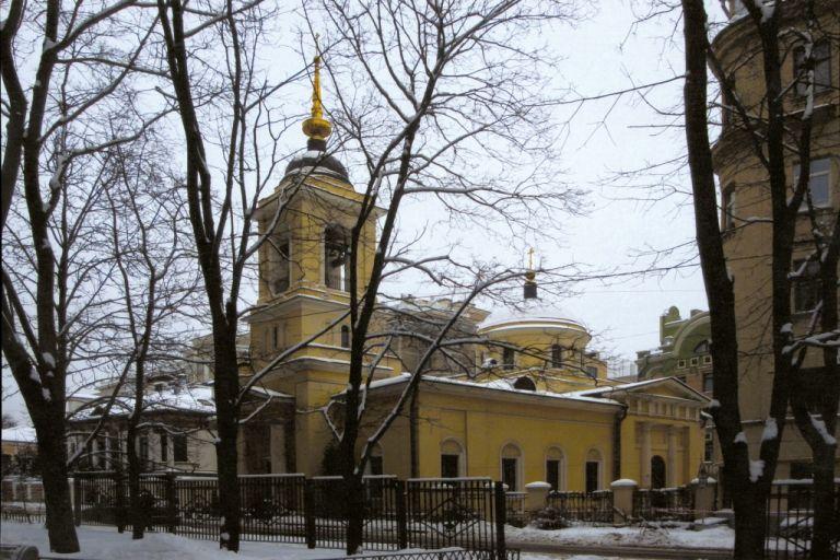 Храм Афанасия и Кирилла Александрийских