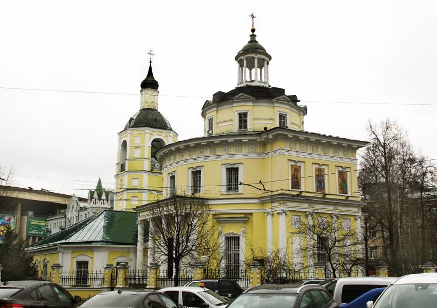 Храм Филиппа, митрополита Московского