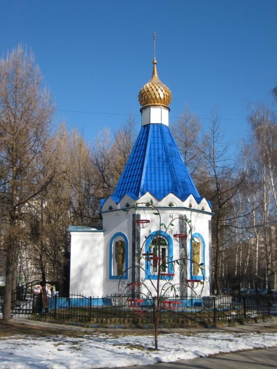 Часовня Димитрия Донского в Северном Тушино