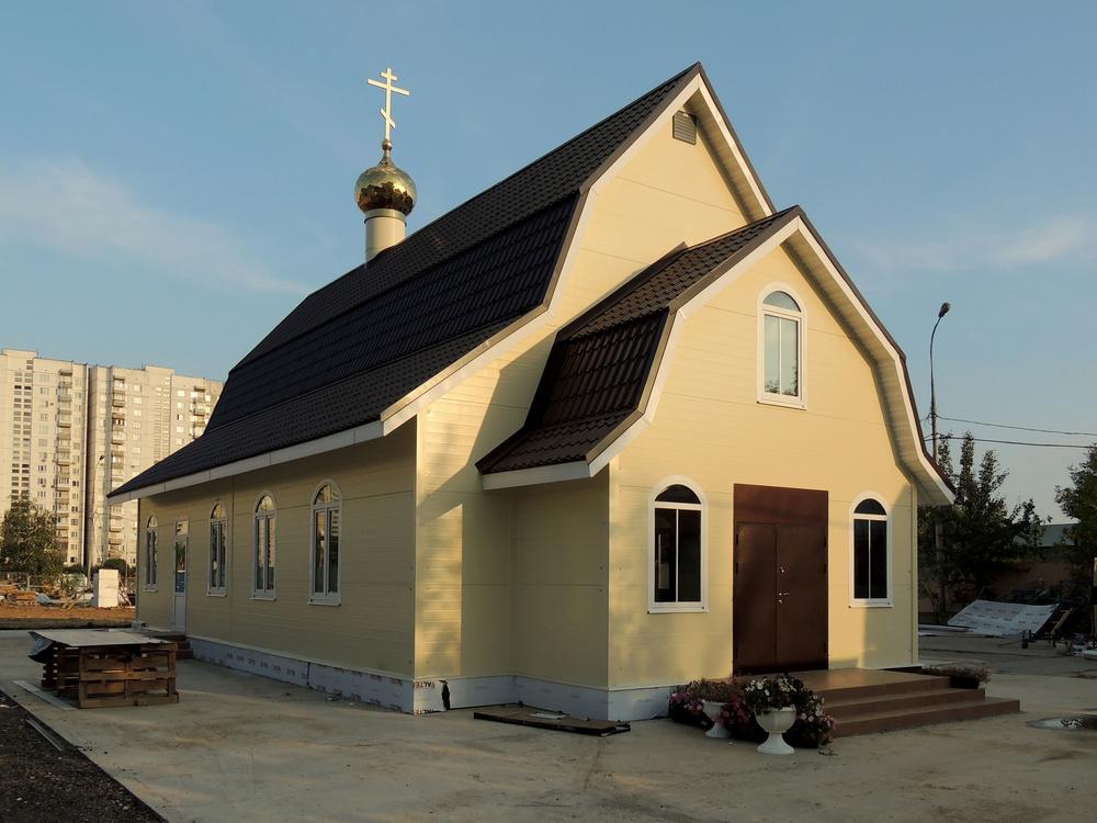 Храм царя-страстотерпца Николая II