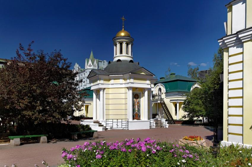 Часовня в честь Просветителей земли Сибирской