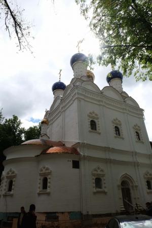 Храм Казанской-Песчанской иконы Божией Матери в Измайлово