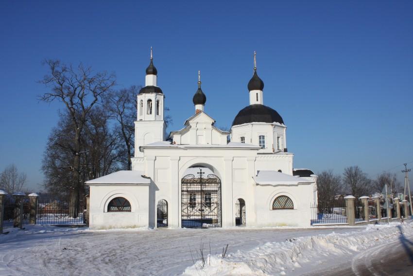 Храм Рождества Пресвятой Богородицы в Рудневе