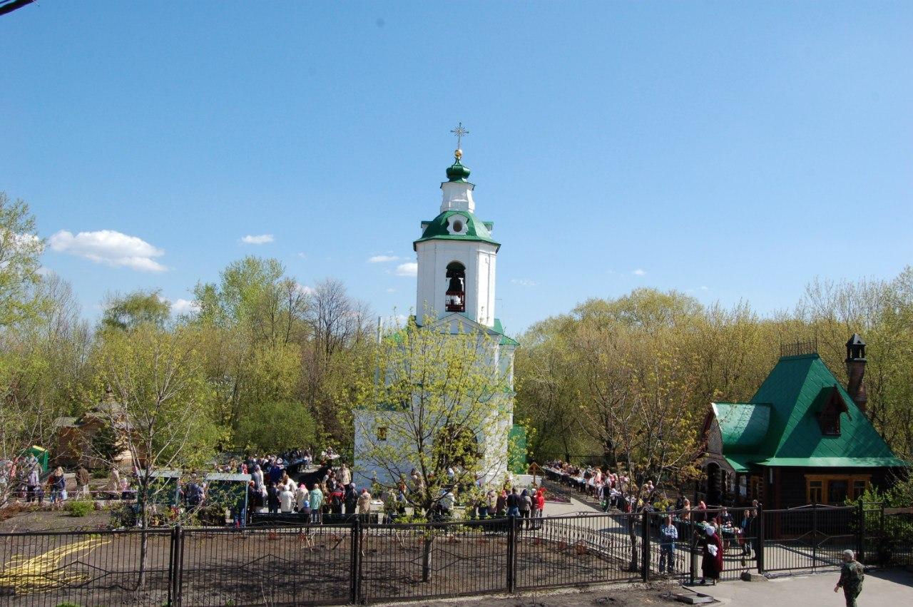 Храм Святителя Димитрия в Очакове