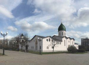 Храм Игнатия Богоносца в Новогиреево