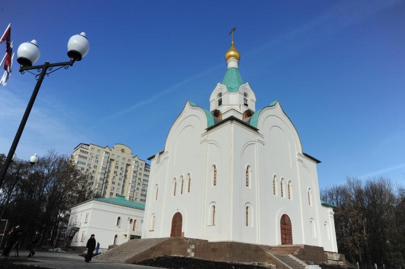 Храм свт. Иова Патриарха Московского и всея Руси