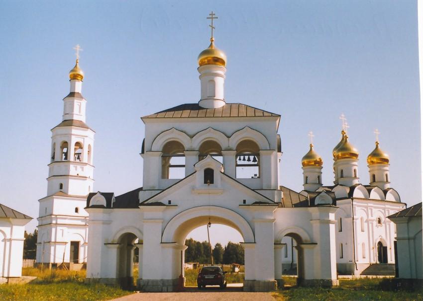 Храмовый комплекс свт. Алексия