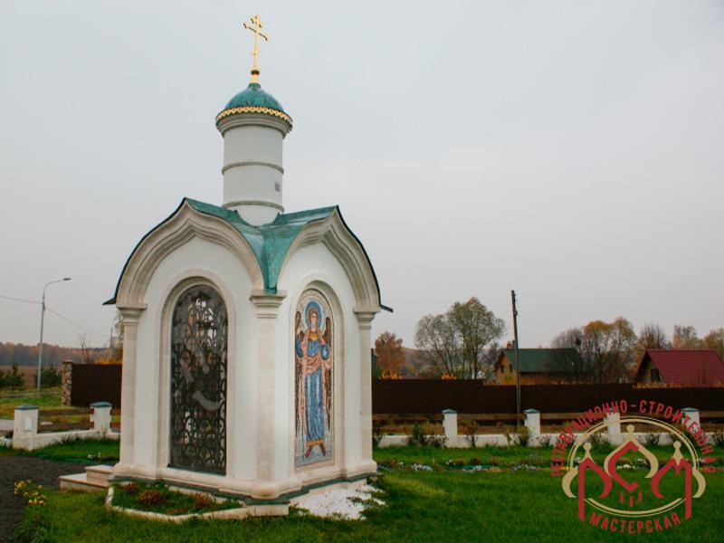 Часовня Архангела Михаила в Никоново